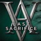 Last Sacrifice. Book.  Richelle Mead