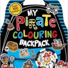 Colouring and Sticker Books: My Pirate Colouring Backpack