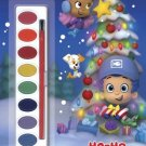 Ho-Ho Holidays! (Bubble Guppies) (Paint Box Book)