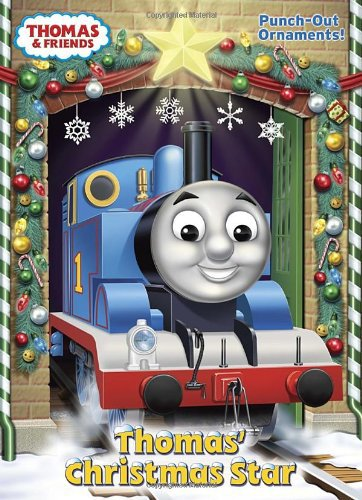 Thomas' Christmas Star (Thomas & Friends) (Color Plus Card Stock)