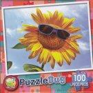 Puzzlebug 100 Piece Puzzle ~ Sunny Sunflower