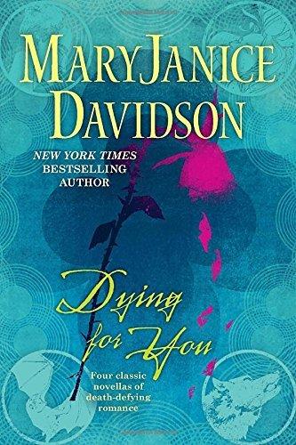 Dying for You (Berkley Sensation) . Book.  MaryJanice Davidson