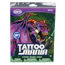 Tattoo Mania '12, Over 50 Temporary Tattoos