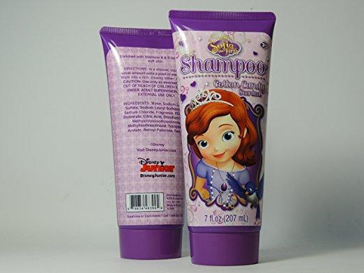 Disney Sofia the First Shampoo