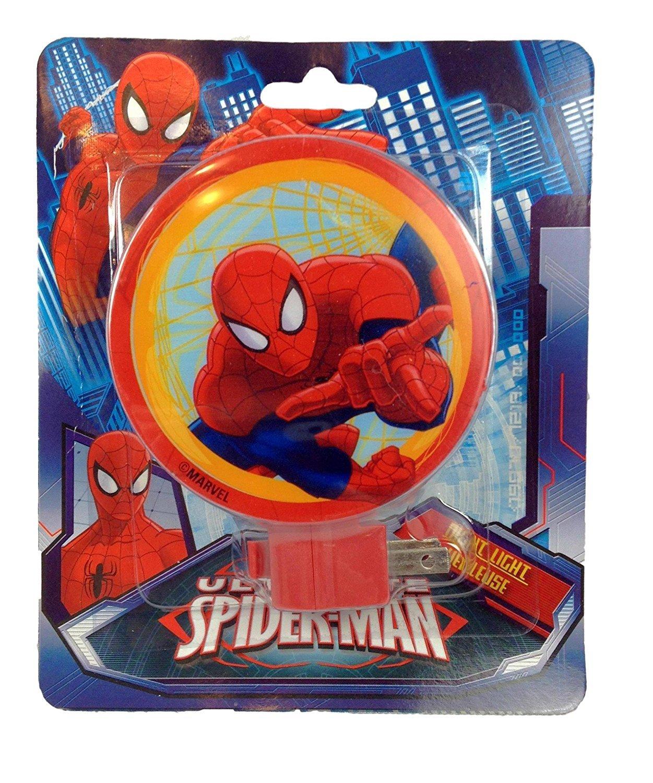 Marvel Ultimate Spider-Man Night Light S2