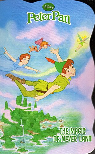Disney Peter Panthe - Magic of Never Land - Board Book