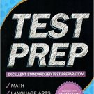 Third Grade Math & Language Arts Test Prep Workbook (Aligned with Common Core Standards)