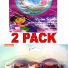 "Dora the Explorer 20"" Swim Ring and Dora the Explorer Swim Goggles (2 Pack)"