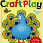 Craft Activity Pad - Craft Play - Includes Cool Stickers