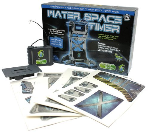 Build a Power Water Space Timer