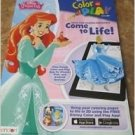 Disney Princess Color & Play Come to Life in 3D!. Coloring & Activity Book