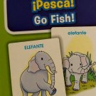 School Zone Bilingual Spanish English Go Fish (Pesca) Card Game Grades P-K