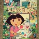 Dora the Explorer Scavenger Hunt (Look and Find). Book.