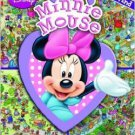 Minnie Mouse (Look and Find). Book.
