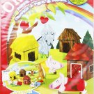Fun Origami Set ~ 3 Little Pigs with 3D Colorful Playmat by LPF Puzzle