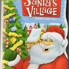 Santa's Village - Christmas Coloring and Activity Book