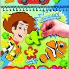 Bendon Disney Pixar Foam Fun Activity Book