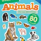 My Favorite Sticker Book: Animal