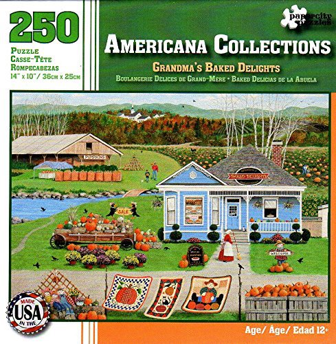 Picture Frame Puzzle Spring Lake - 250 Pieces
