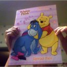 Play Pals Disney Winnie the Pooh Big Fun Book to Color