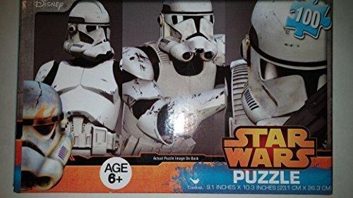 Star Wars 100 Piece Jigsaw Puzzle Captain Phasma