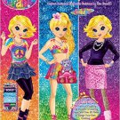 Lisa Frank Dress Up Dolls - Paper Dolls Activity Book