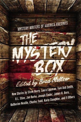 The Mystery Box. Book.   Brad Meltzer