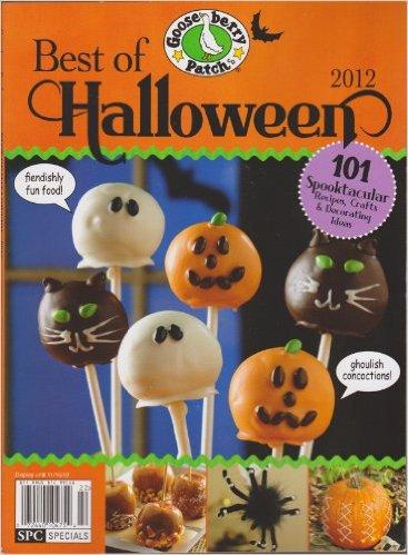Gooseberry Patch Best of Halloween Magazine