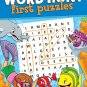 Beginner Word Hunt - First Puzzles . Activity Book