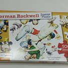 Norman Rockwell Jigsaw Puzzle - The Jewelry Shop - 500 Pieces