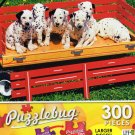 Dalmatian Wagon - Puzzlebug 300 Piece Jigsaw Puzzle