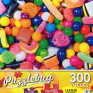 Colorful Candy Mix - Puzzlebug 300 Piece Jigsaw Puzzle