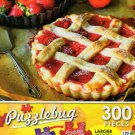 Strawberry Sweet Tart - Puzzlebug 300 Piece Jigsaw Puzzle