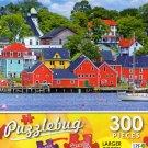 Lunenburg, Nova Scotia - Puzzlebug 300 Piece Jigsaw Puzzle
