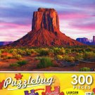 Monument Valley in Utah and Arizona - Puzzlebug 300 Piece Jigsaw Puzzle