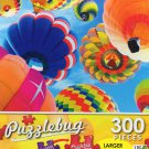 Up Up Up! - Puzzlebug 300 Piece Jigsaw Puzzle