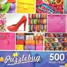 Fashion Fun - Puzzlebug 500 Piece jigsaw Puzzle