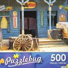 Old Western Style Saloon - Puzzlebug 500 Piece jigsaw Puzzle