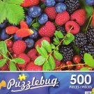 Luscious Summer Berries - Puzzlebug 500 Piece jigsaw Puzzle