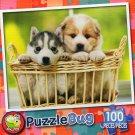 Furry Friends - Puzzlebug 100 Piece Jigsaw Puzzle