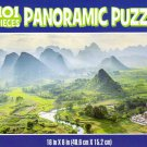 101 Piece Panoramic Jigsaw Puzzle - v3