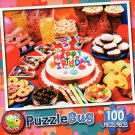 Birthday Party Goodies - Puzzlebug 100 Piece Jigsaw Puzzle