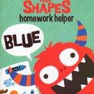 Homework Helper Educational Workbooks - Kindergarten - Colors & Shapes - v2