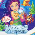 Maddie the Mermaid - Glitter Temporary Tattoos - 27 Tattoos By Savvi
