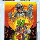 Marvel Super Hero Adventures - 16 Pieces Jigsaw Puzzle - v1