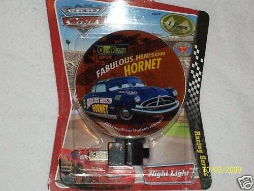 The World of Cars (Fabulous Hudson Hornet) Night Light