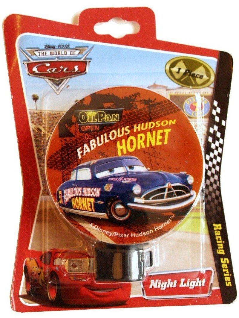 Disney World of Cars Fabulous Hudson Hornet Night Light