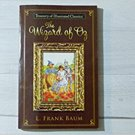 Treasury of Illustrated Classics, The Wizard of Oz . Book.    L. Frank Baum