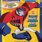 Transformers Animated - Activity Book - (Includes over 30 Stickers)