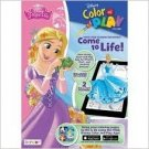 Disney Princess Color & Play Ultimate Activity Book